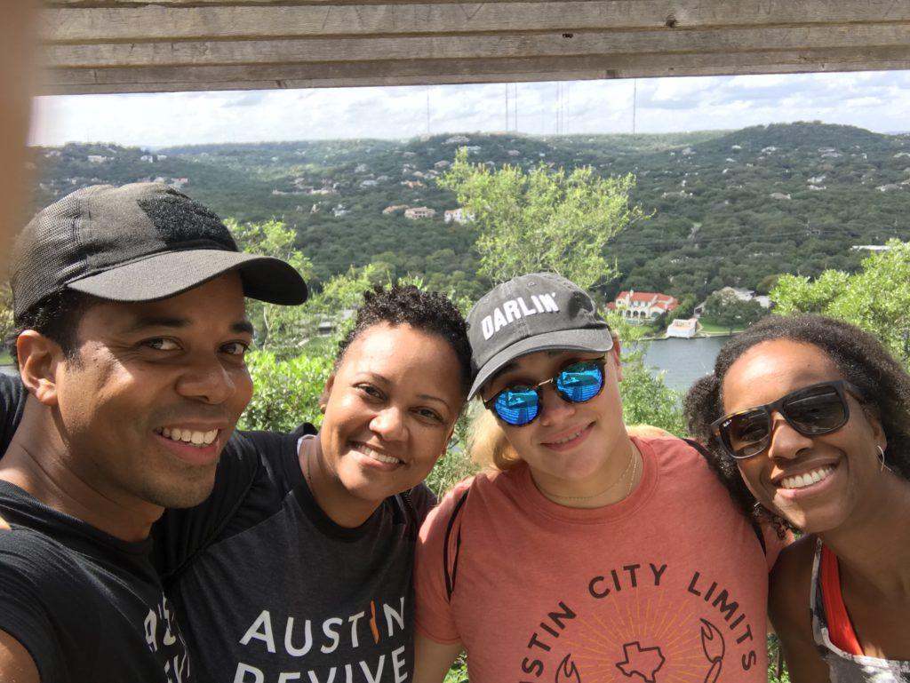 Austin views