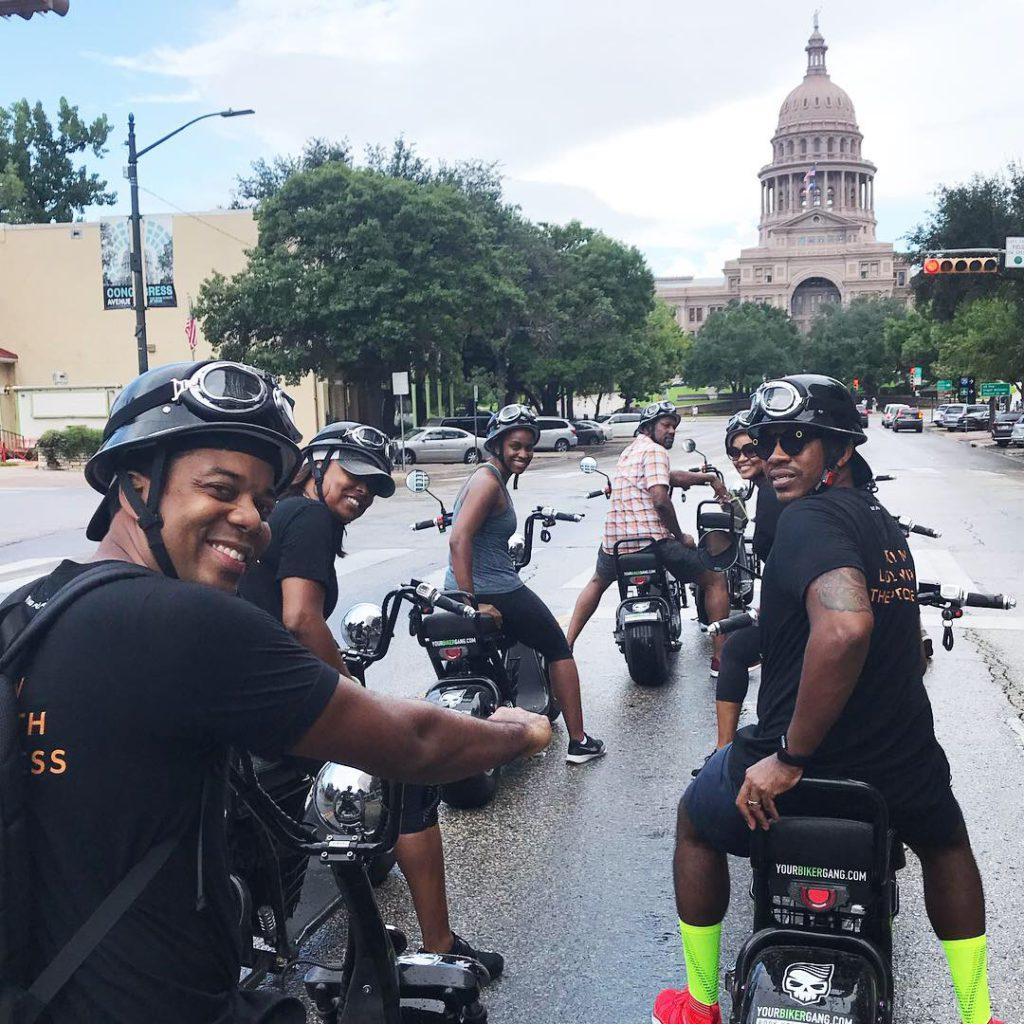 Touring Austin
