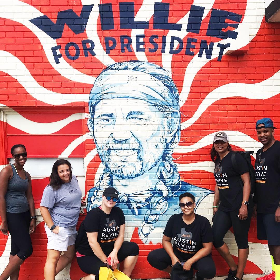 Willie Mural